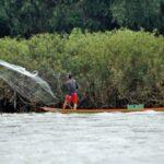 pescatori (luang prabang) - foto di andrea cassano