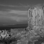 torre del porto di marciana - by guglielmo brenna