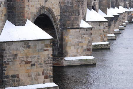 ponte carlo - by alessandro guerrini