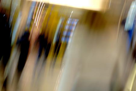 walking... - by alessandro guerrini