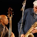 charles lloyd new quartet - by alessandro guerrini