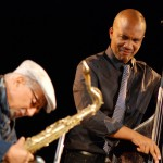 charles lloyd new quartet - by alessandro guerrini