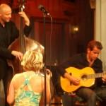 hilda louise asbjornsen - silda jazz - by donato guerrini