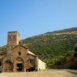 bosa - san pietro extra muros - by letizia capezzuoli