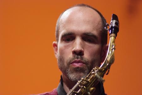 rob brown - chiasso jazz '08 - by donato guerrini