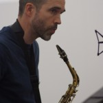 rob brown - chiasso jazz '08 - by donato guerrini