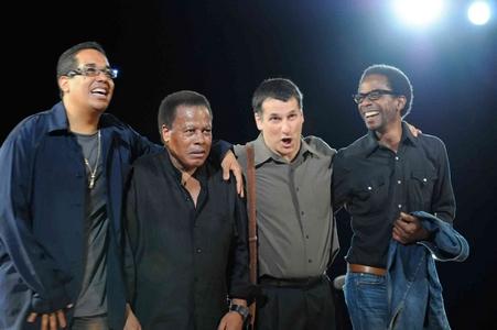 wayne shorter quartet - fiesole vivere jazz '08 - by francesco barni