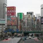 tokyo - shinjuku area - by andrea cassano