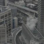 tokyo - panorama urbano - by andrea cassano