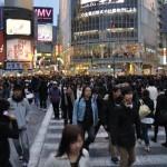 tokyo - shibuya crossing - by andrea cassano