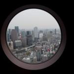 osaka - skyline - by andrea cassano