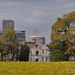 hiroshima - bomb dome - by andrea cassano