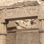 tempio di luxor - by alessandro guerrini