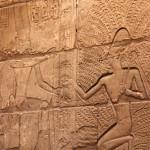 grande tempio di amon, karnak - by alessandro guerrini