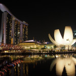 marina bay - singapore - by alessandro guerrini