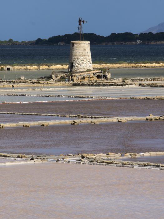 saline siciliane - foto di donato guerrini