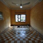 S-21 tuol sleng, cella delle torture - foto di andrea cassano