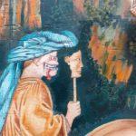 il Pisanello aveva dimenticato la mascherina - voi non fate altrettanto!